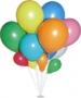 Nafukovací balonek kulatý,