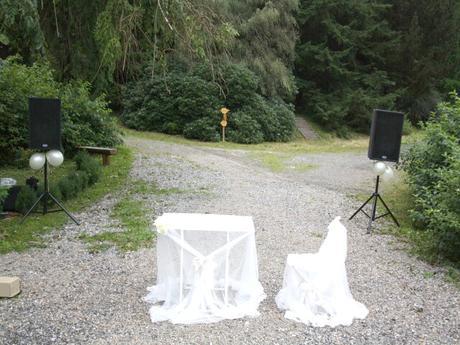 Ozvučení svatebních obřadů, hudba na svatbu,