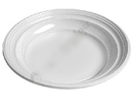 Plastový talíř,