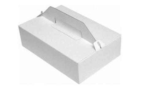 Svatební krabice na zákusky ,