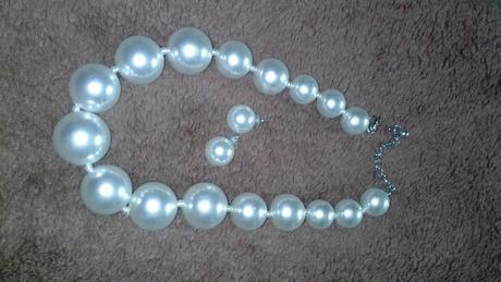 perlová sada,