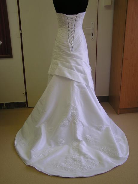 svadobné šaty 36-38-40, 36