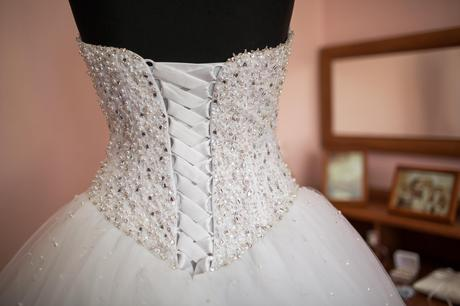 ORIGINAL svadobné šaty pre tu najkrajšiu princeznú, 40
