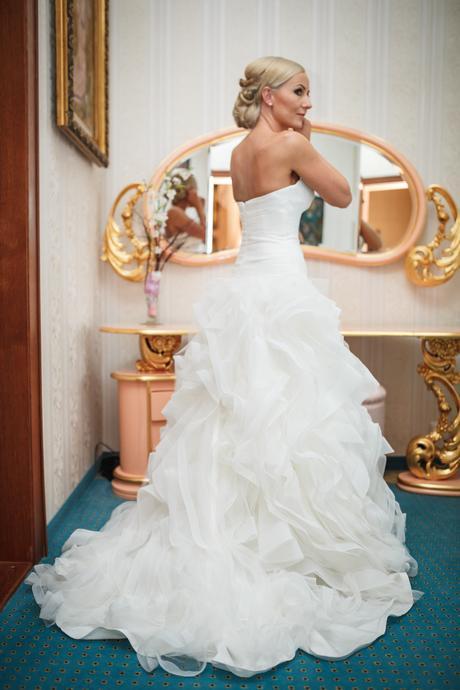 Svadobné šaty Pronovias  Manadu, 34