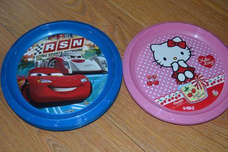 Dětské rautové nádobí,