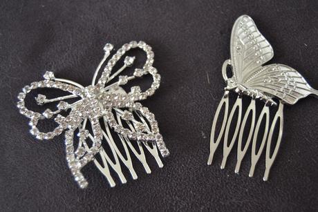 Motýlkové hřebínky,