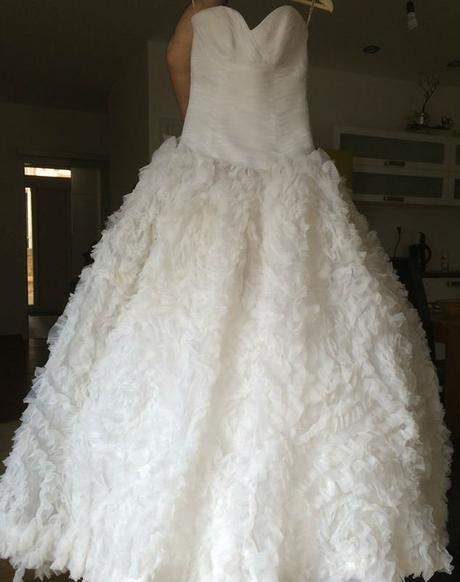 Originál Maggie Sottero Yasmin nádherné šaty, 36