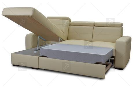 Kožená sedacia súprava Basic,