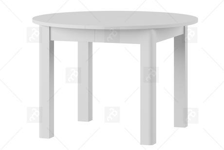 Okrúhly stôl Uran 2,