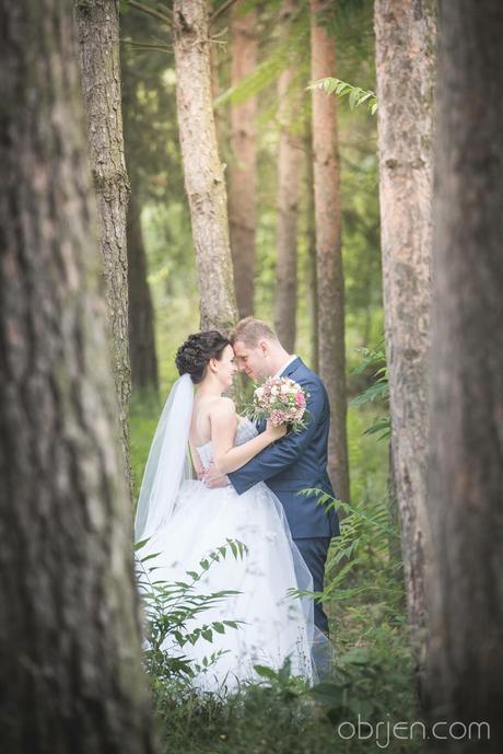 Svatební závoj ,
