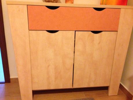 zostava 4 skriniek do detskej izby,