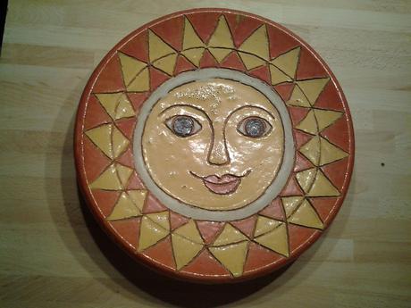 Ozdobný tanier,