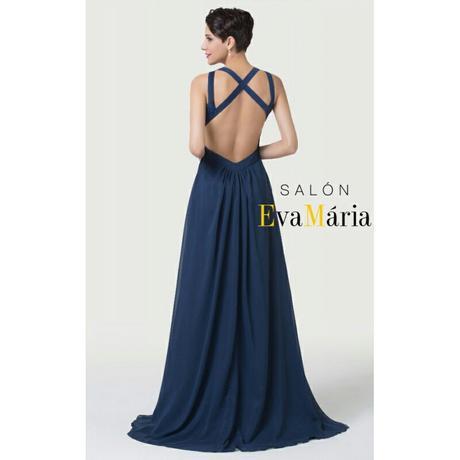 Spoločenské šaty s odhalených chrbtom , 40