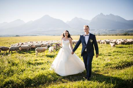 Svadobné šaty veľ. 32-34-36, 34