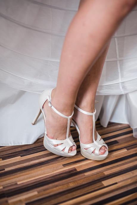 Svadobné topánky Menbur, 36