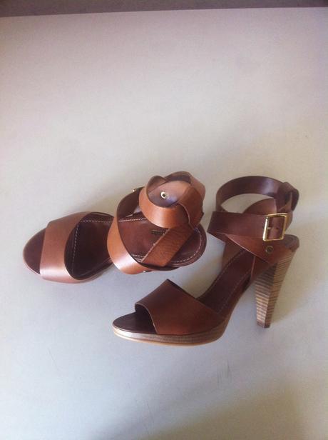 Trendy sandále nenosene., 39