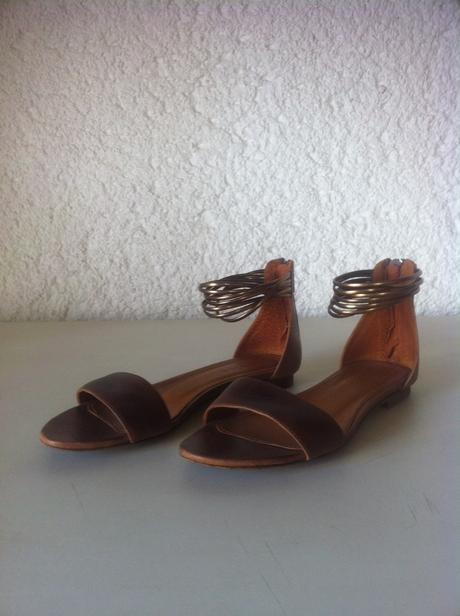 Trendy sandalky, 39