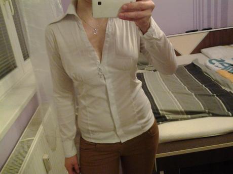 dámska košeľa rensix, S