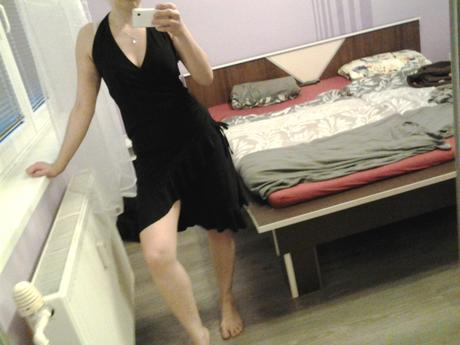 dámske spoločenské šaty, M