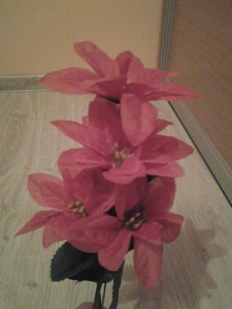 dekoračné kvety do vázy,
