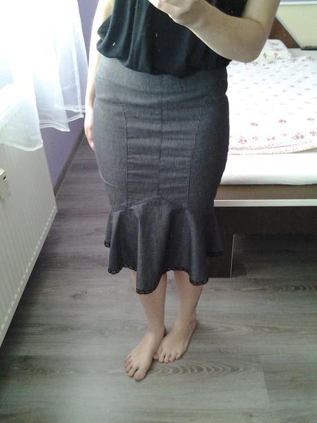 elegantná sukňa Jane Norman, M