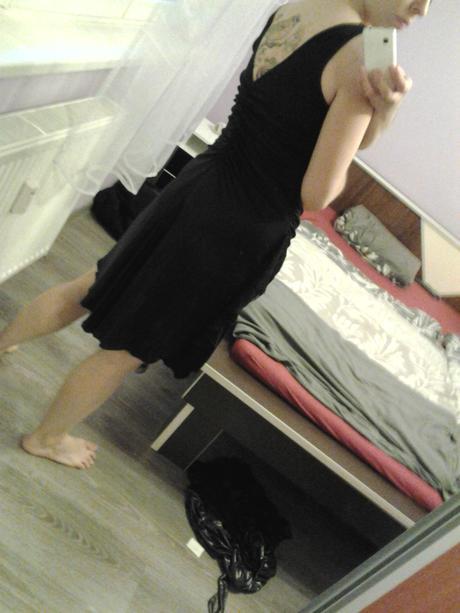 elegantné šaty , M