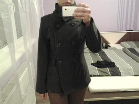 prechodný nenosený kabátik, S