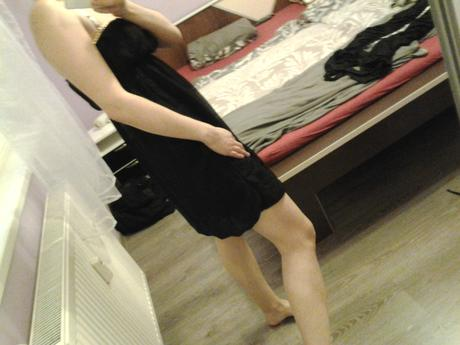 romantické šaty, M