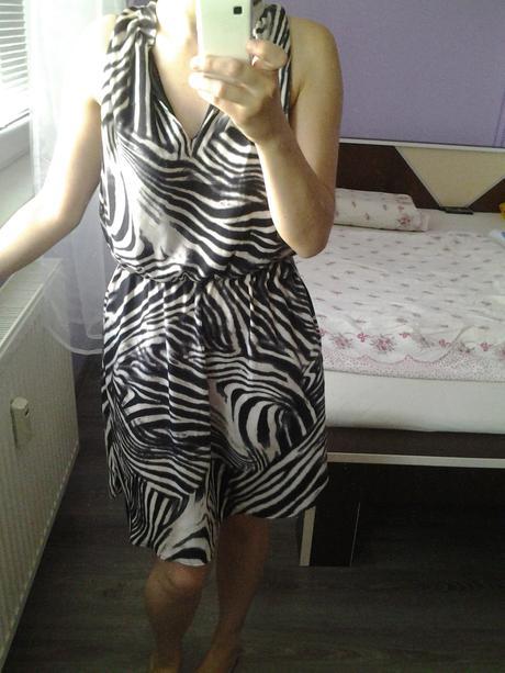 šaty mango, M