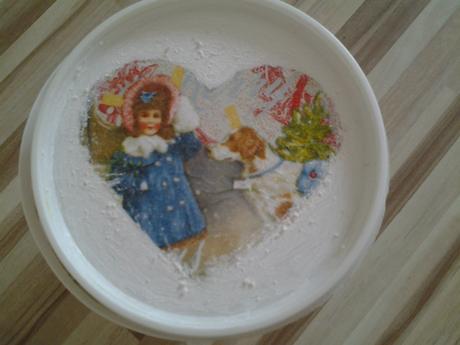 vianočná dóza na keksíky,