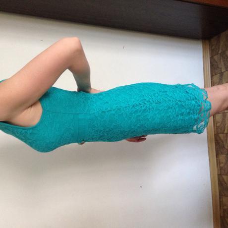 Čipkovane šaty , 36