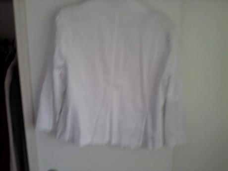 Letné sako vhodné aj k šatám , 44