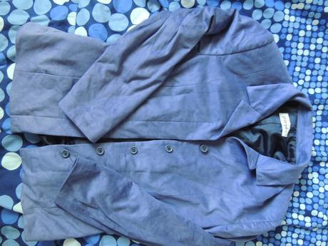 modrofialové sačko, 38