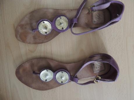 sandálky Zara, 38