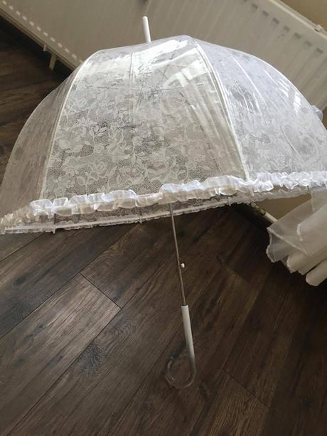 Svadobný dáždnik,