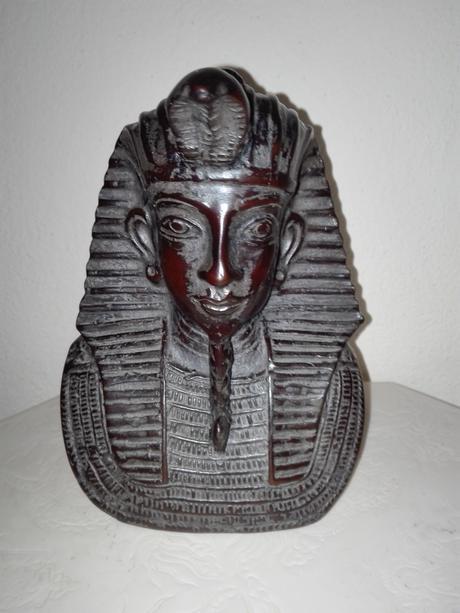 Egyptské sošky 2ks,