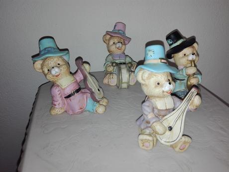 Medvedí muzikanti,