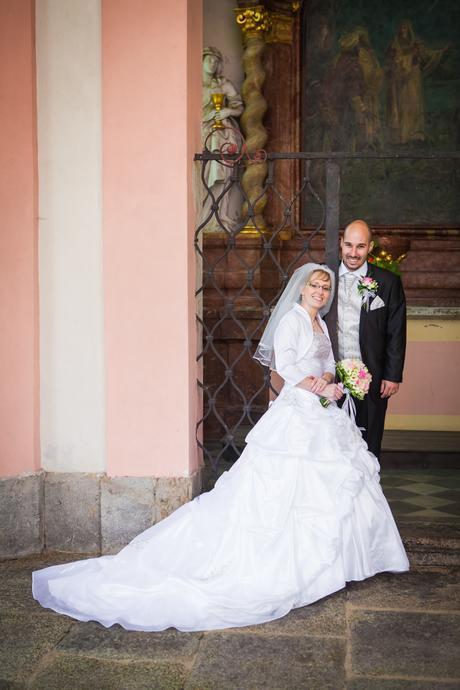 svatební šaty pro malou nevěstu - vel. 34-38, 36