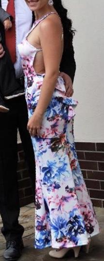 Společenské šaty Goddiva London, 38