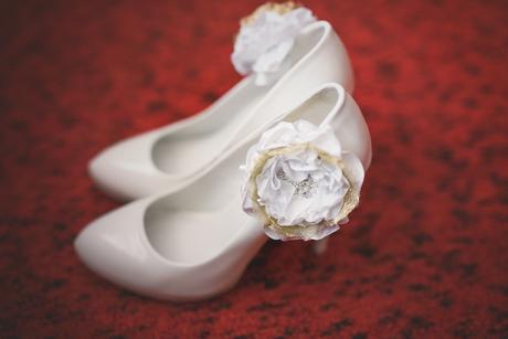 svadobné topánky , 37