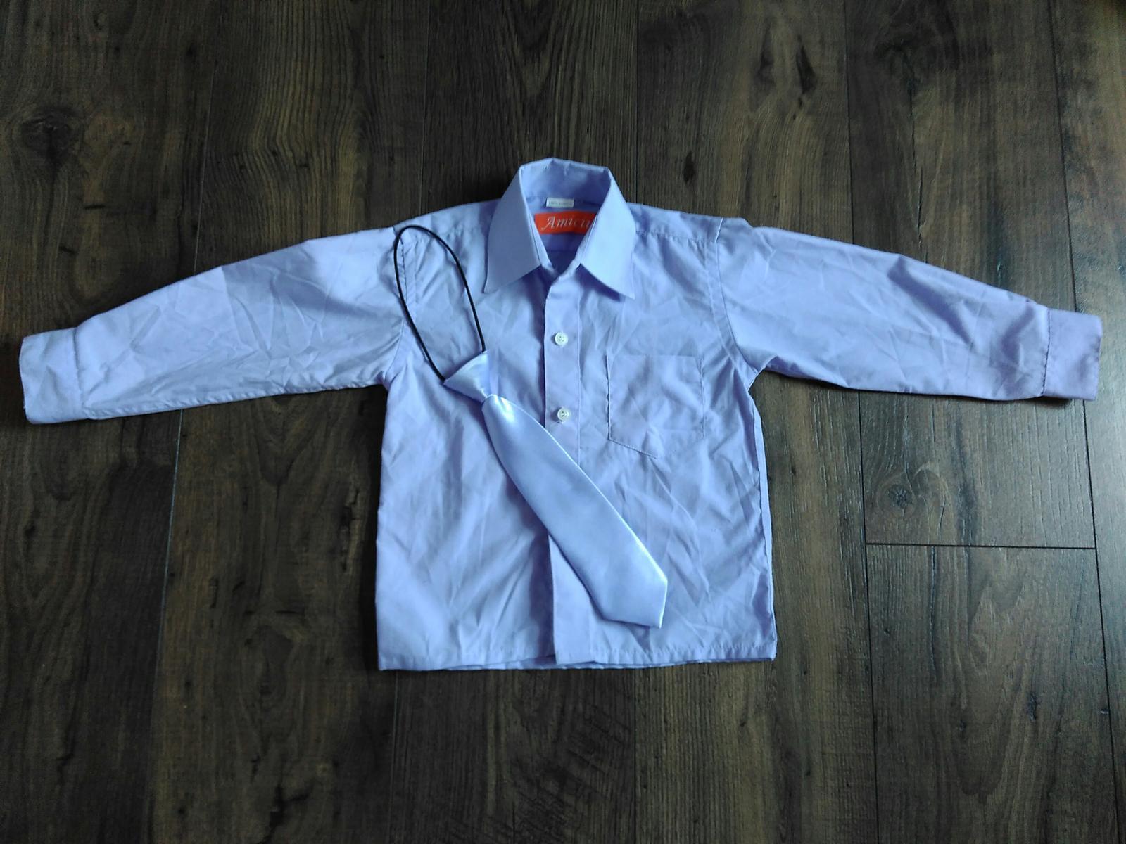 eccc3512897 Kravata a košile