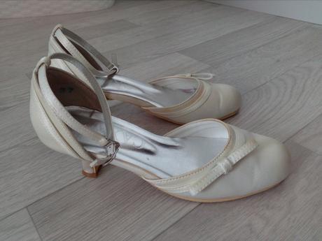 Svatební boty, vel. 37, 37
