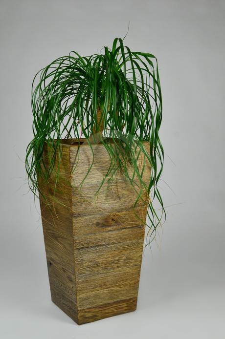 Drevený kvetináč - FUSCO,