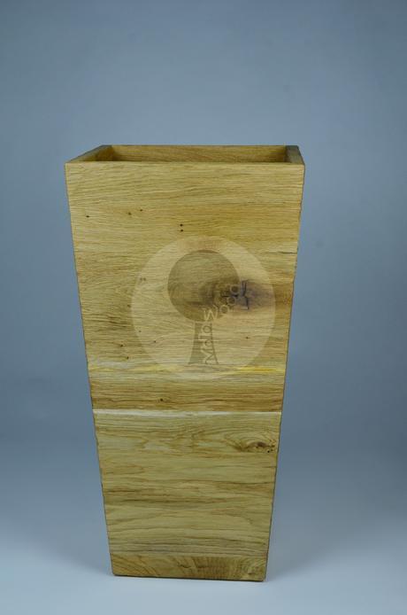 Drevený kvetináč - ROBUR,