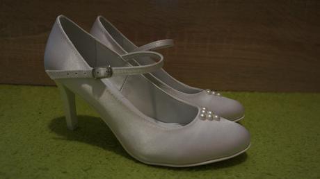 Topánky / lodičky pre nevestu, 37