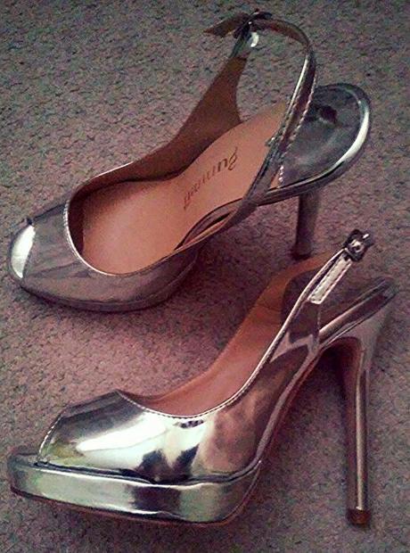 Luxusné sandále, 36