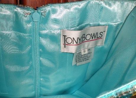 Spolocenske saty 36 Tony Bowls , 36