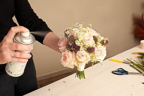 Svatební floristický kurz ,