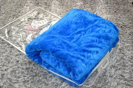 Akrylová deka,