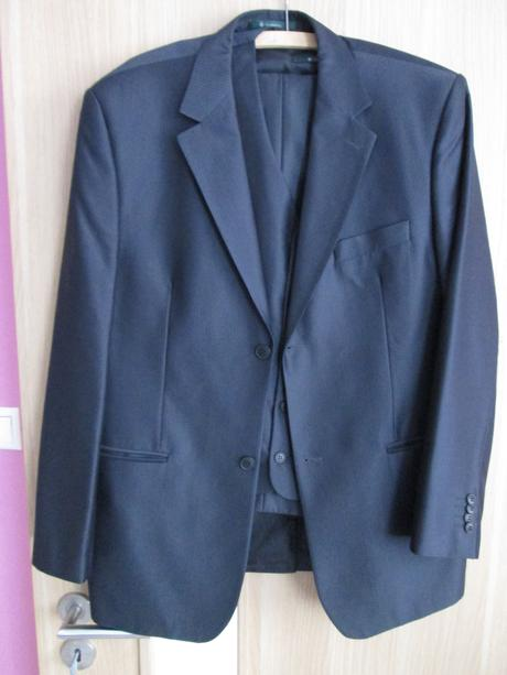 Pánsky oblek trojkombinácia , 50